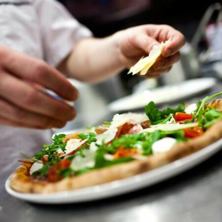 Pizza selber machen mit Mühlenlädle Pizzamehl Tipo 00